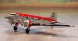 1:500 Herpa Academy Airlines Douglas DC-3 N143D