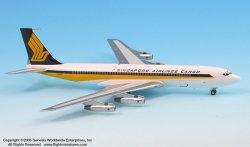 1:200 Inflight200 Singapore Airlines Cargo Boeing B 707-300 9V-BEW