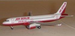 1:500 Herpa Air Berlin Airbus Industries A320-200 D-ABDA 509114