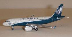 1:400 Gemini Jets US Airways Airbus Industries A319-100 N709UW