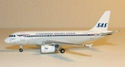 1:400 Gemini Jets SAS Scandinavian Airlines Airbus Industries A319-100 OY-KBO