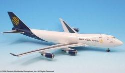 1:200 Inflight200 Global Supply Systems Boeing B 747-400 G-GSSC
