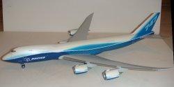 1:200 Hogan Boeing Aircraft Company Boeing B 747-8 NA