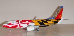 1:200 Hogan Southwest Airlines Boeing B 737-700 N214WN