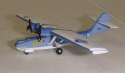 1:400 Herpa Royal New Zealand Air Force Consolidated PBY Catalina NZ4017