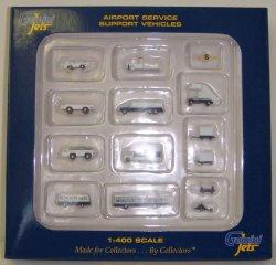 1:400 Gemini Jets Airport Accessories NA Vehicles NA GJARPTSETA