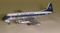 1:400 Aeroclassics Bahamas Airways Vickers Viscount VP-BCD