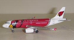 1:400 Gemini Jets US Airways Airbus Industries A319-100 N837AW