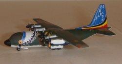 1:500 Herpa Belgian Air Force Lockheed Martin C-130 Hercules CH-05