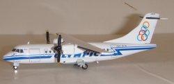 1:200 Herpa Olympic Airways Aerospatiale / Aeritalia ATR-42 SX-BIA