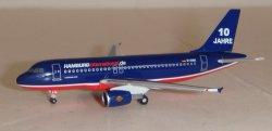 1:500 Herpa Hamburg International Airbus Industries A319-100 D-AHIK