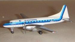1:400 Aeroclassics Eastern Airlines Convair CV-440 N9320