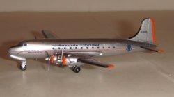 1:400 Aeroclassics American Overseas Airlines Douglas DC-4 NC90405