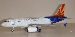 1:200 Gemini Jets US Airways Airbus Industries A319-100 N826AW