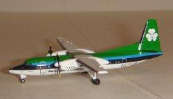 1:400 JC Wings Aer Lingus Commuter Fokker F-50 EI-FKB