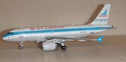 1:200 Gemini Jets US Airways Airbus Industries A319-100 N744P