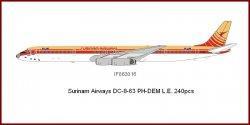 1:200 Inflight200 Surinam Airways Douglas DC-8-63 PH-DME