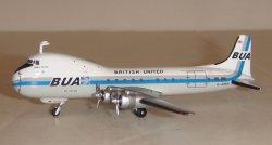 1:400 JC Wings BUA British United Airways Aviation Traders ATL-98 G-APNH