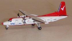 1:400 JC Wings NAL Nakanihon Airline Service Fokker F-50 JA01NV