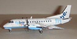 1:200 Herpa Loganair / Flybe Saab 340 G-LGNK