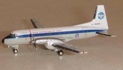1:400 JC Wings Royal Australian Air Force Hawker-Siddeley 748 A10-606