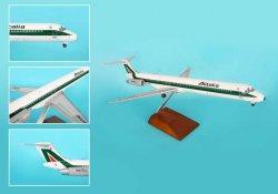 1:100 Risesoon / Skymarks Alitalia McDonnell Douglas MD-80 NA