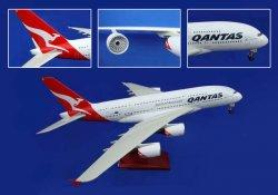 1:100 Risesoon / Skymarks Qantas Airways Airbus Industries A380-800 VH-OQA