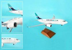 1:100 Risesoon / Skymarks Westjet Boeing B 737-700 NA