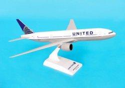 1:200 Risesoon / Skymarks United Airlines Boeing B 777-200 NA