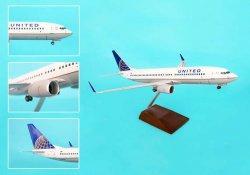 1:100 Risesoon / Skymarks United Airlines Boeing B 737-800 N78285