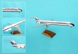 1:100 Risesoon / Skymarks Delta Air Lines McDonnell Douglas MD-80 NA