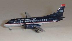 1:400 Gemini Jets US Airways Express / Colgan Air Saab  340 N338CJ