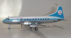 1:200 Herpa KLM Royal Dutch Airlines Convair CV-440 PH-CGG