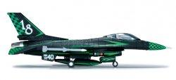1:200 Herpa Italian Air Force General Dynamics F-16 NA