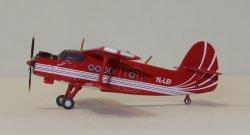 1:200 Herpa Antonov Club Avianna ANC Antonov AN-2 YL-LEI