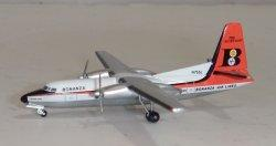 1:400 Aeroclassics Bonanza Airlines Fokker F-27 N755L