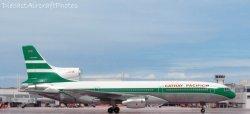 1:400 Gemini Jets Cathay Pacific Lockheed L-1011-1/100 VR-HHW DJ380011