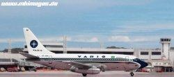 1:400 Seattle Model Aircraft Company VARIG Boeing B 737-200 PP-VMF