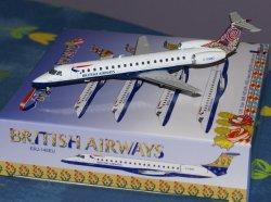 1:200 Inflight200 British Airways CitiExpress Embraer ERJ-145 G-EMBG