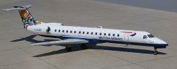 1:200 Inflight200 British Airways CitiExpress Embraer ERJ-145 G-EMBC