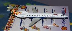 1:200 Inflight200 British Airways CitiExpress Embraer ERJ-145 G-EMBB