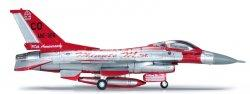1:200 Herpa United States Air Force General Dynamics F-16 ANG-368 / CO