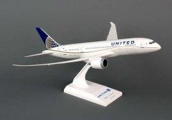 1:200 Risesoon / Skymarks United Airlines Boeing B 787-800 NA