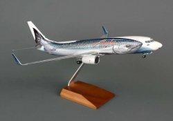 1:100 Risesoon / Skymarks Alaska Airlines Boeing B 737-800 N559AS