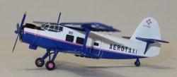 1:200 Herpa Aerotaxi Antonov AN-2 CU-T1031