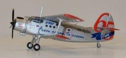 1:200 Herpa UTAir Antonov AN-2 RA-33390