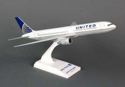 1:200 Risesoon / Skymarks United Airlines Boeing B 767-300 NA