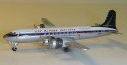 1:400 Aeroclassics Alaska Airlines Douglas DC-6A N6118C
