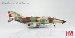 1:72 Hobby Master Israel Defence Force - Air Force McDonnell Douglas F-4 Phantom II 584
