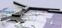 1:500 Herpa Airport Accessories NA Terminal NA